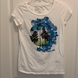 Aeropostale Tropical 🏝 Relaxed Fit Tee